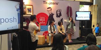 Denim, Rajai Tren Fashion Tahun 2015 Untuk Spring Summer