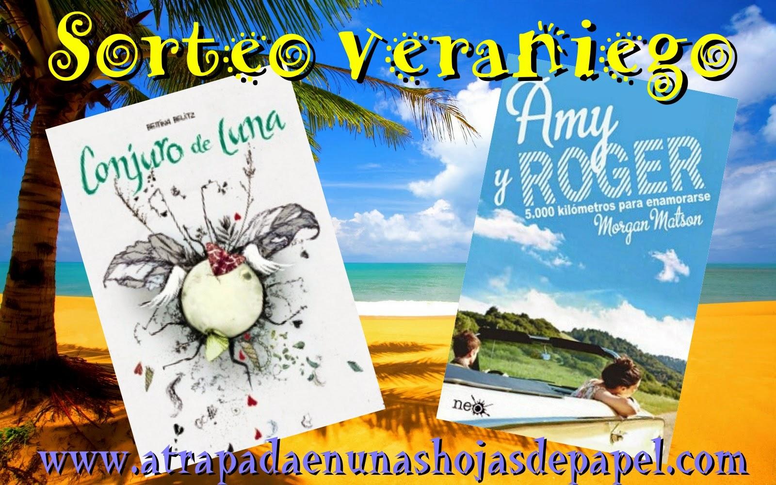 http://www.atrapadaenunashojasdepapel.com/2014/07/sorteo-veraniego.html
