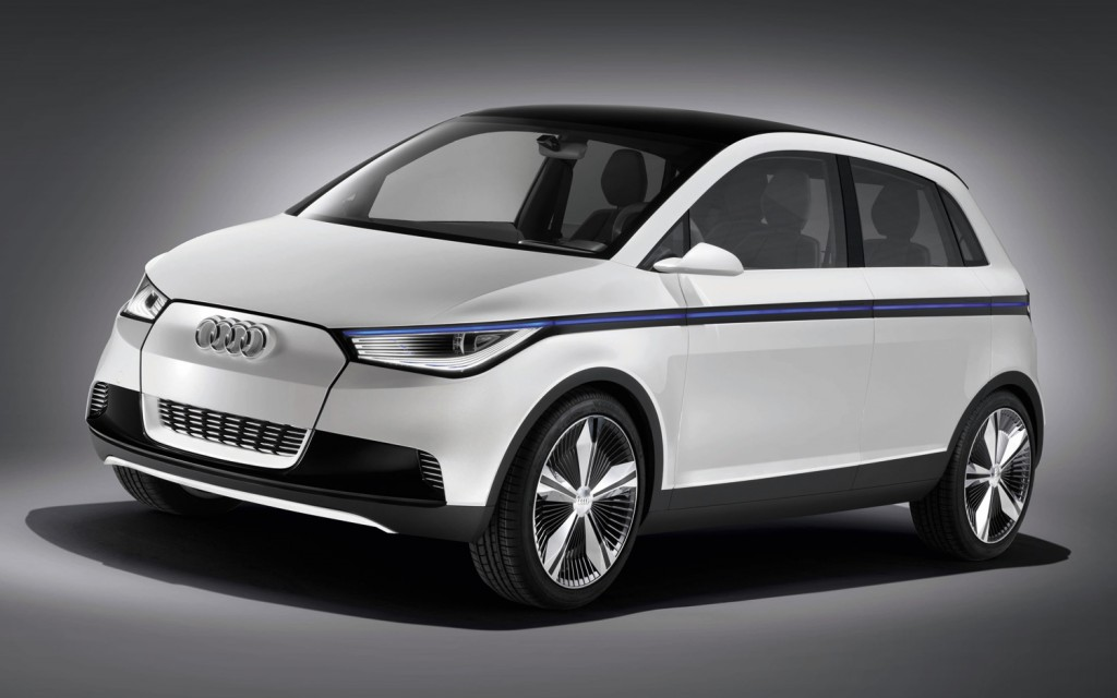 Audi Etron Based On VW Up EV Due In Electric Vehicle News - Audi ev