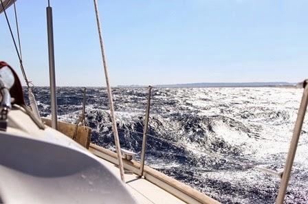 Sommaren segling 2014