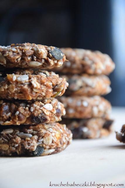 Zdrowe i szybkie ciasteczka Beaty Pawlikowskiej