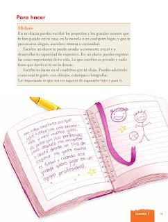 Apoyo Primaria Formación Cívica y Ética 2do grado Bloque 1 lección 1 Un vistazo a mi historia...