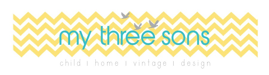 my three sons designs