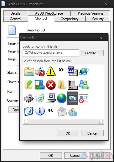 Cara Menggunakan Fitur Aero Flip 3D Pada Windows 7 dan Vista