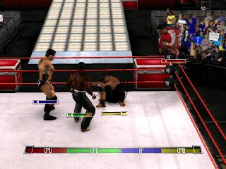 لعبة المصارعة 2013 كامل wrestling game full download