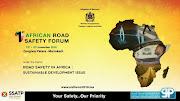 المنتدى الافريقي الأول للسلامة الطرقية وثيقة