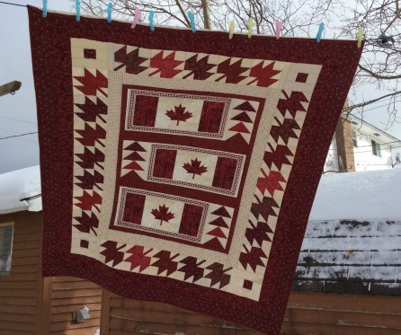 The Cuddle Quilter