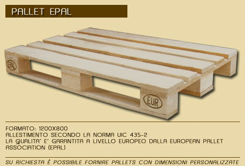 EUR vs EPAL, il conflitto dei pallet - Uomini e trasporti