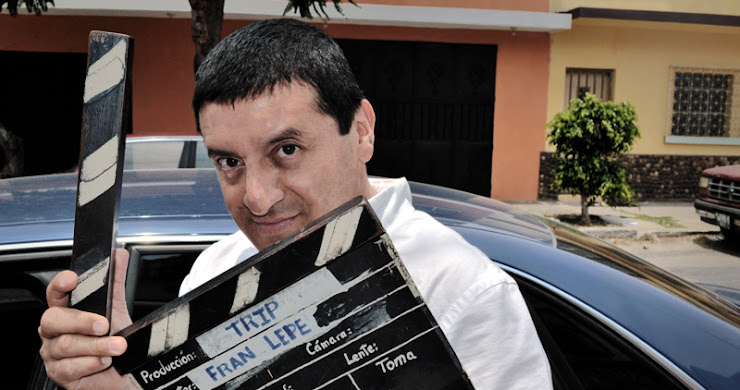 "Del teatro al cine - ""Trip"" un nuevo largometraje guatemalteco."