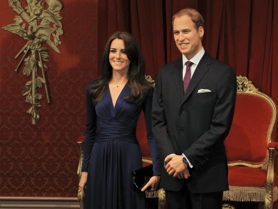 Putera William dan Kate Middleton