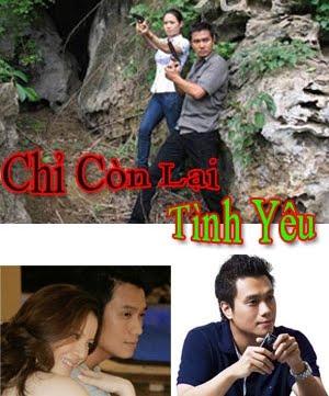 Phim Viet Nam Chi Con Lai Tinh Yeu Tap 17