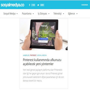 sosyalmedya co - pinterest