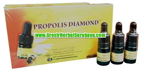 Propolis adalah suplemen yang bersifat obat. Karena itu, propolis sangat aman jika dikonsumsi dalam jangka waktu lama.