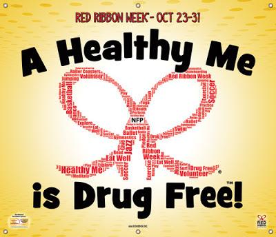 National Red Ribbon Week 2013 | Red Ribbon Week | Red Ribbon Week Theme | Red Ribbon Week Products