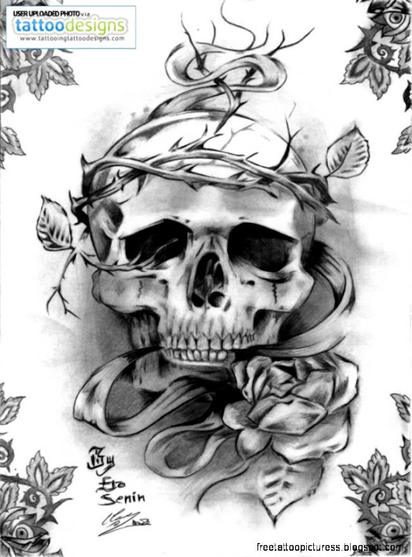 Skull tattoos  Tattoo Lovers