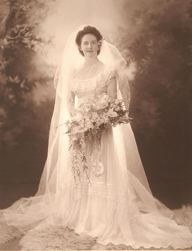 All good things my grandparent 39 s wedding for Wedding dresses norman ok