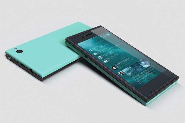 Jolla Akıllı Telefonu Sailfish İşletim Sistemi Özellikleri