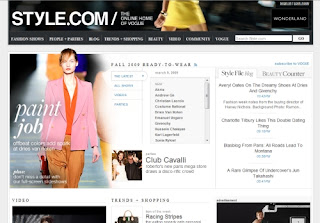 5 style 10 of the Most Popular Fashion Websites