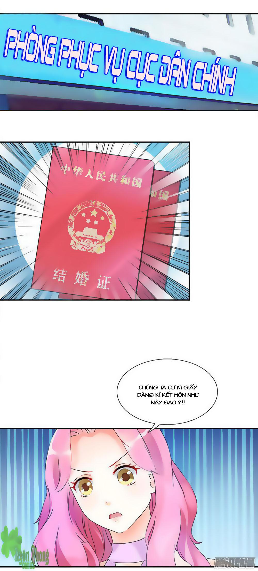 Tiểu Tâm Can Tuyệt Sủng Của Lạc Tiên Sinh Chap 6 - Next Chap 7