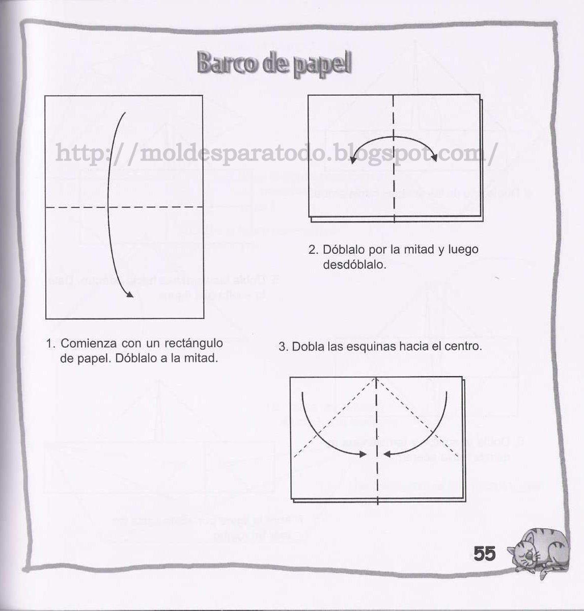 Vistoso Plantilla De Barco Festooning - Ejemplo De Colección De ...
