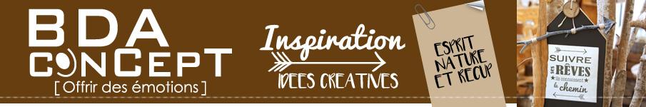 Inspiration nature et récup