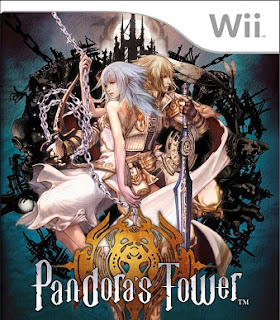 Box art for Wii game Pandora's Tower