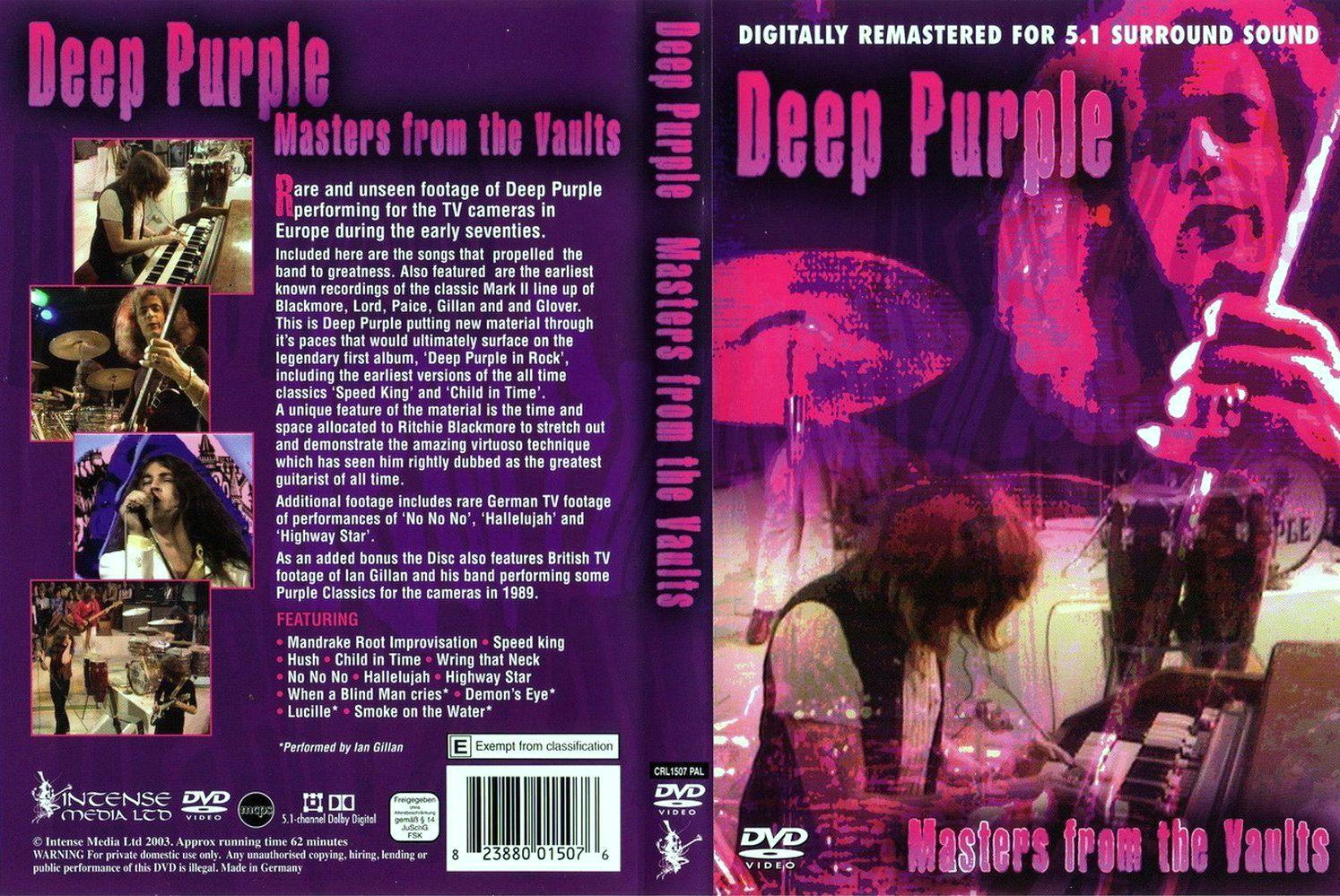 Deep Purple - Copenhagen 1975