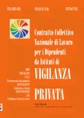 C.C.N.L. DELLA VIGILANZA PRIVATA 2013/2015