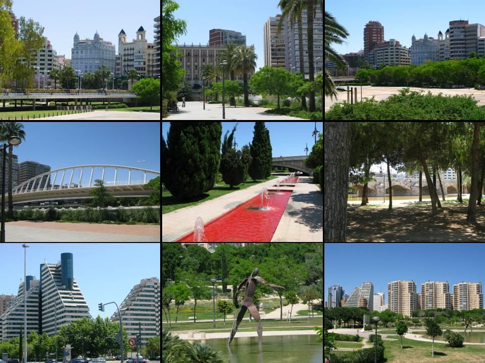 Blogtrotter 2 santiago calatrava 39 s valencia - Jardin del turia valencia ...