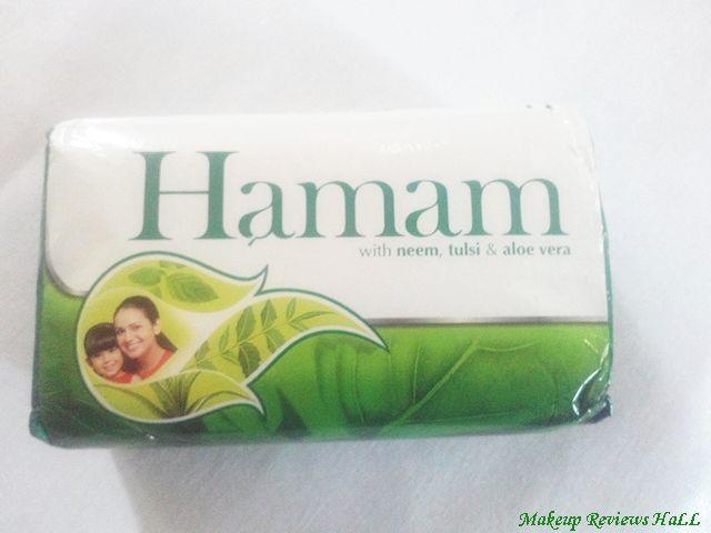 Hamam Soap Review