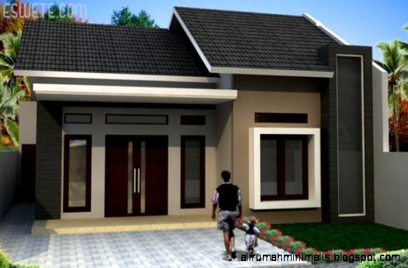 Kumpulan Desain Rumah Type 45 Minimalis Terbaru   Desain tipe rumah