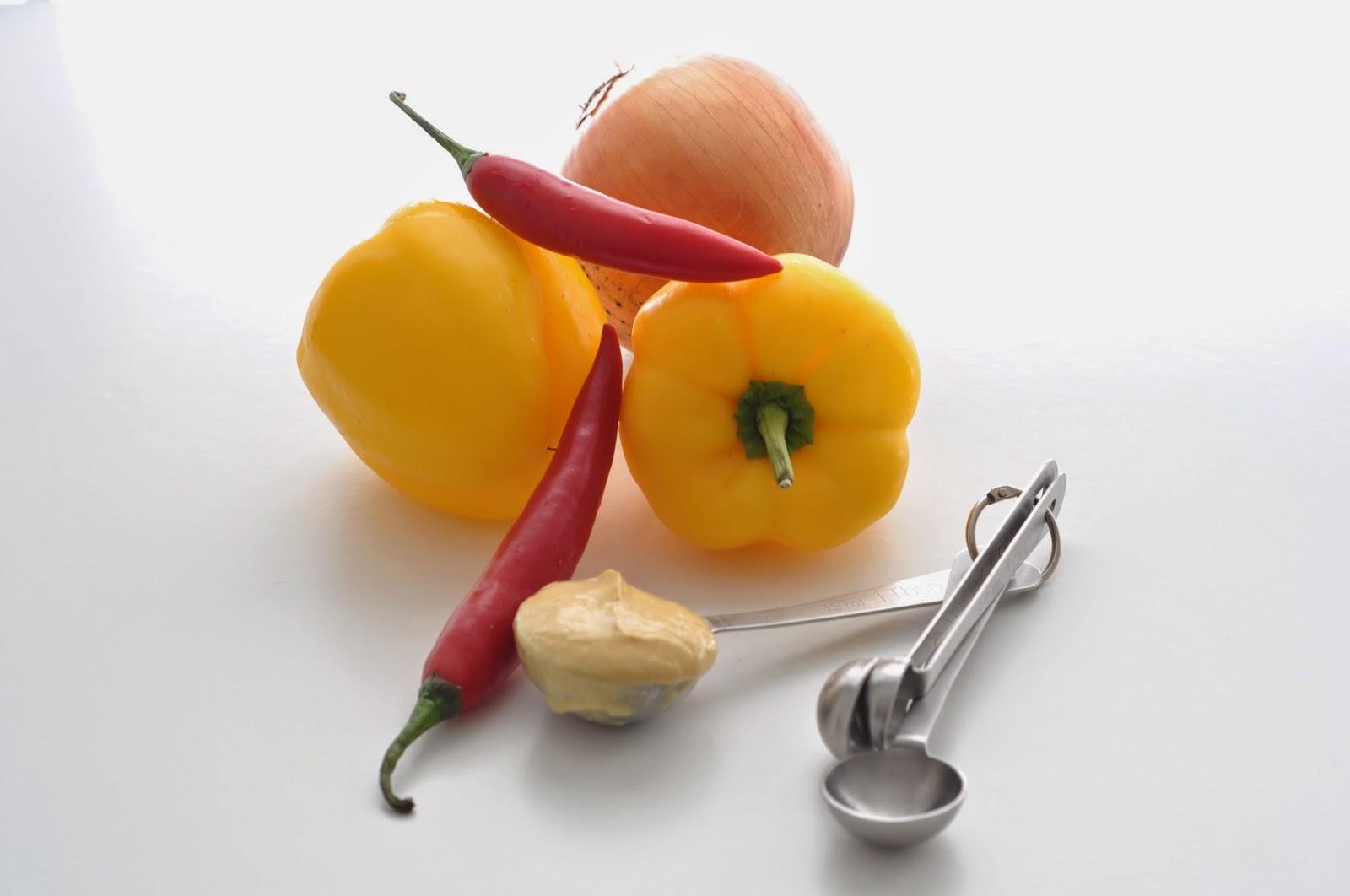 Chilli Mustard Relish ~ Simple Food