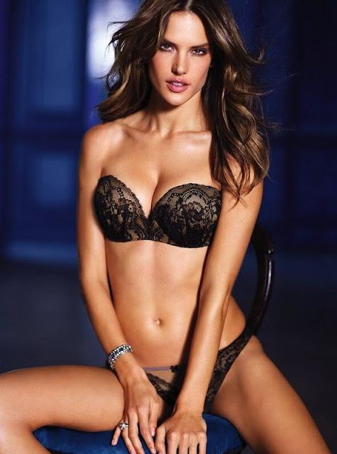 Alessandra Ambrosio Sexiest Female Models