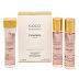 Chanel Coco Mademoiselle Eau De Parfum 3x20ml