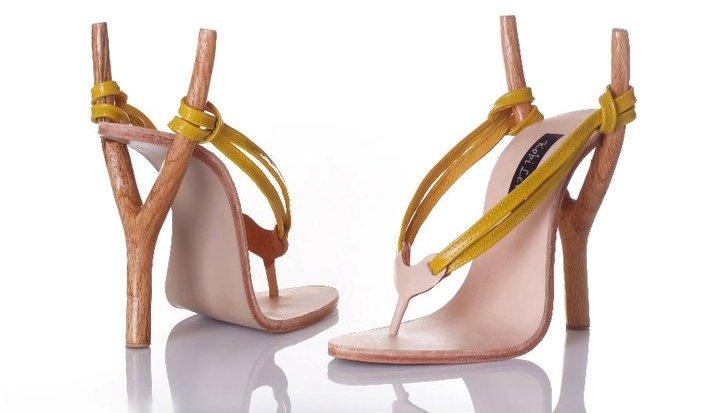 EL ARMARIO DE YAÏVI: SUPERSTICIÓN AFRICANA: Zapatos LOS Zapatos AFRICANA: c60433