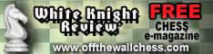 White Knight Review: PDF chess magazine