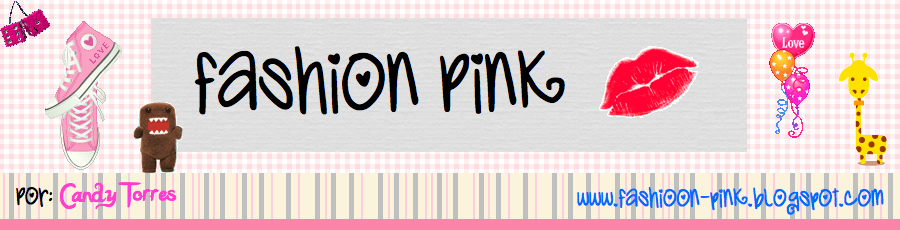 Fashion Pink // Blog Official