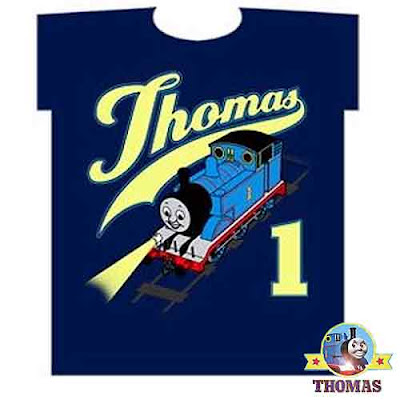 Luminous at a Halloween fancy dress party a favourite choice character Thomas and friends train top