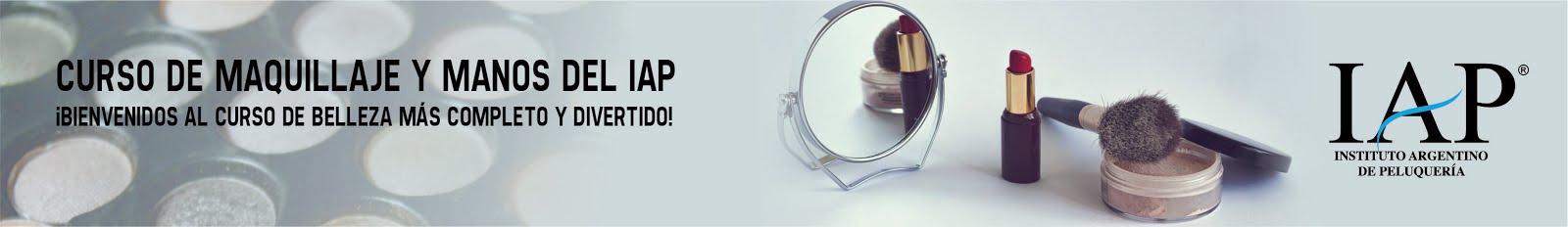 Curso de Maquillaje Y Manos del IAP