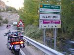 ALBARRACIN - OCTUBRE 2011
