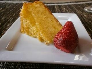 Iced Lemon Drizzle Cake