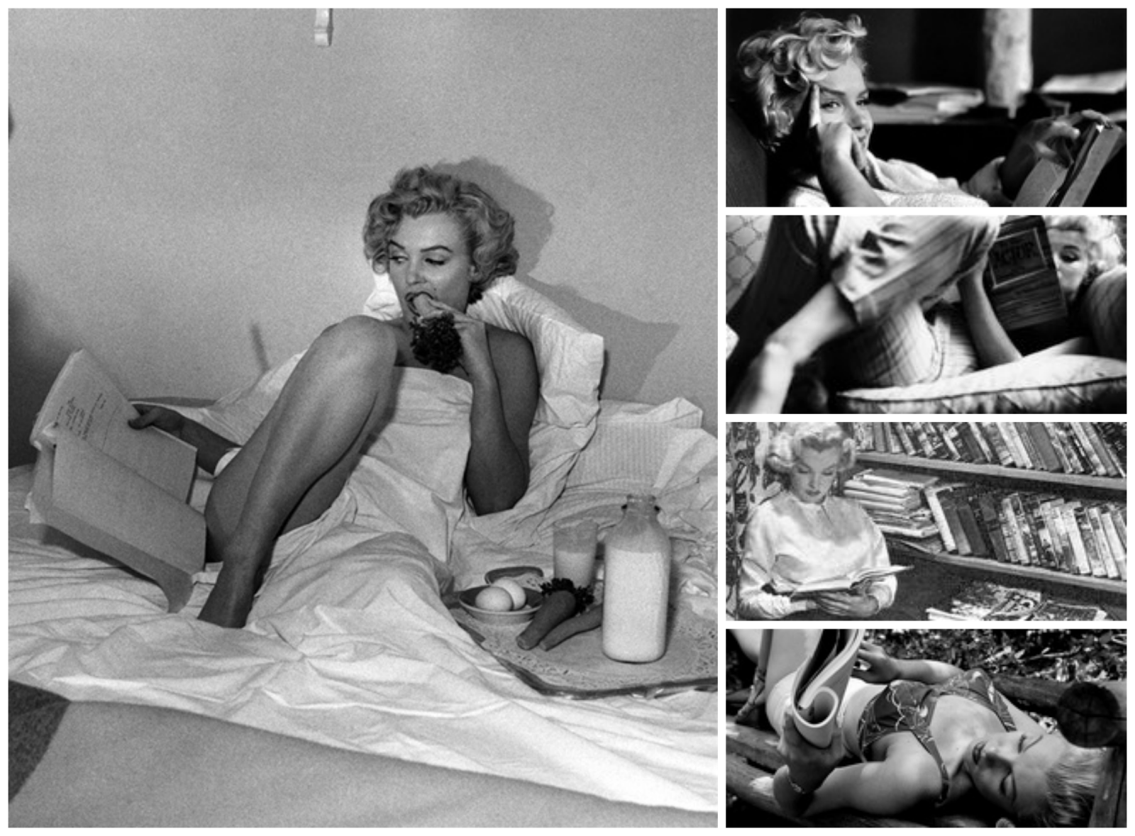 Marilyn Monroe. Raquel Atondo