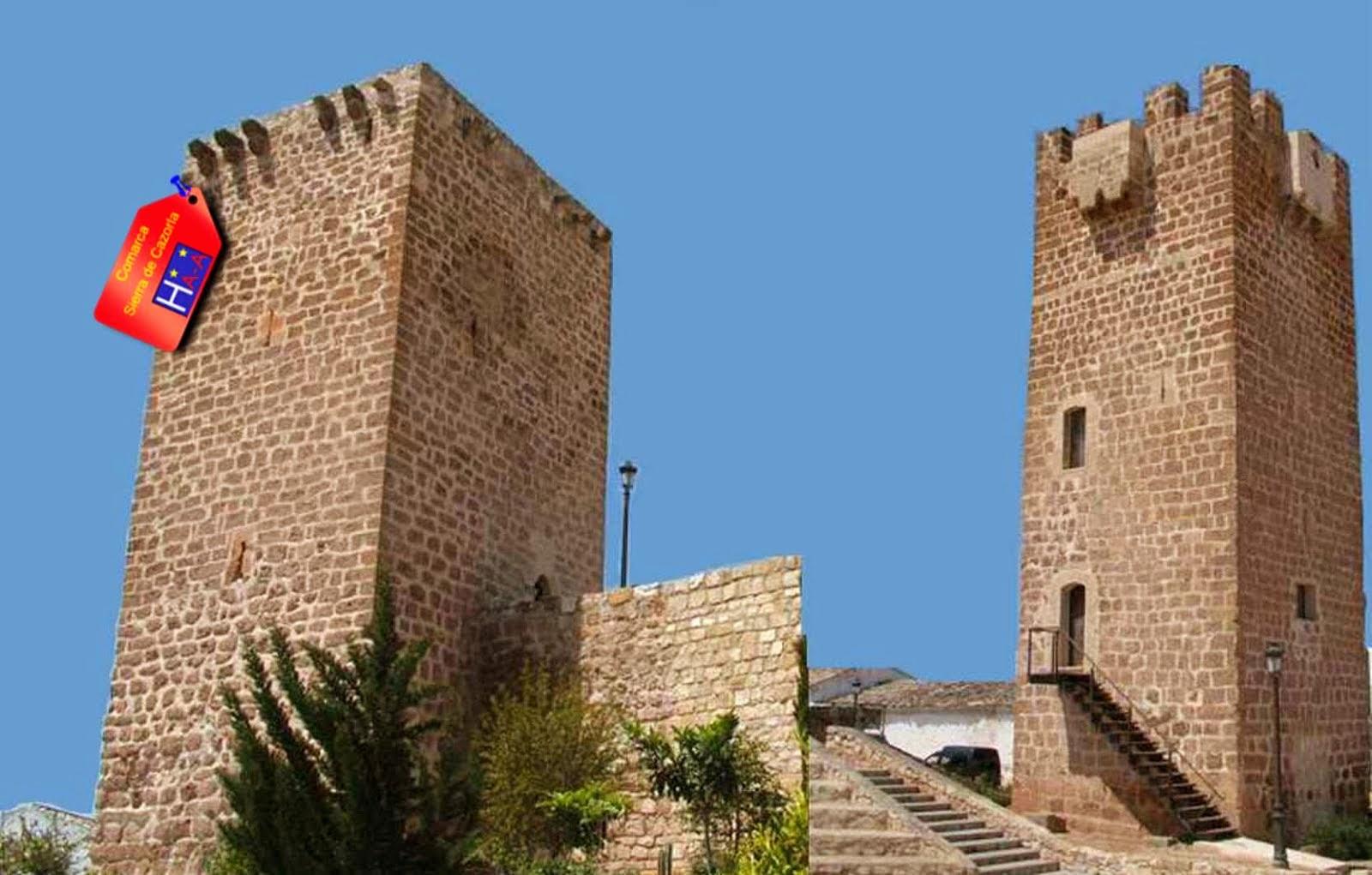 Hoteles en Cazorla, Comarca