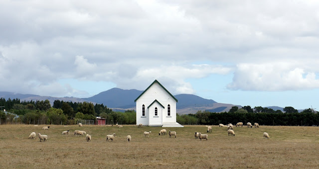 Small church - Martinborough