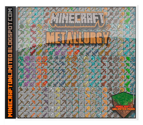 Metallurgy Mod Minecraft