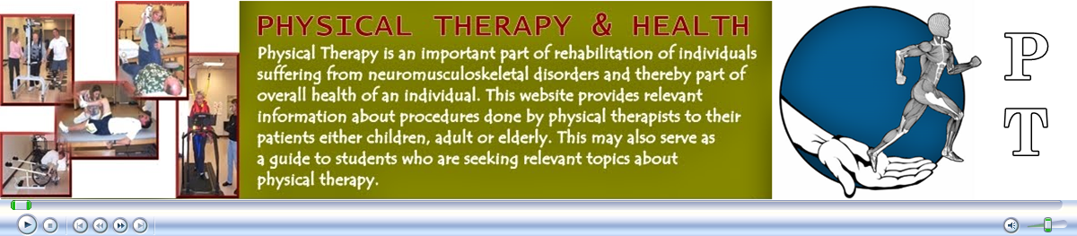 Physical Therapy and Health
