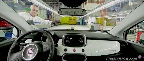 Fiat 500X Final Approval