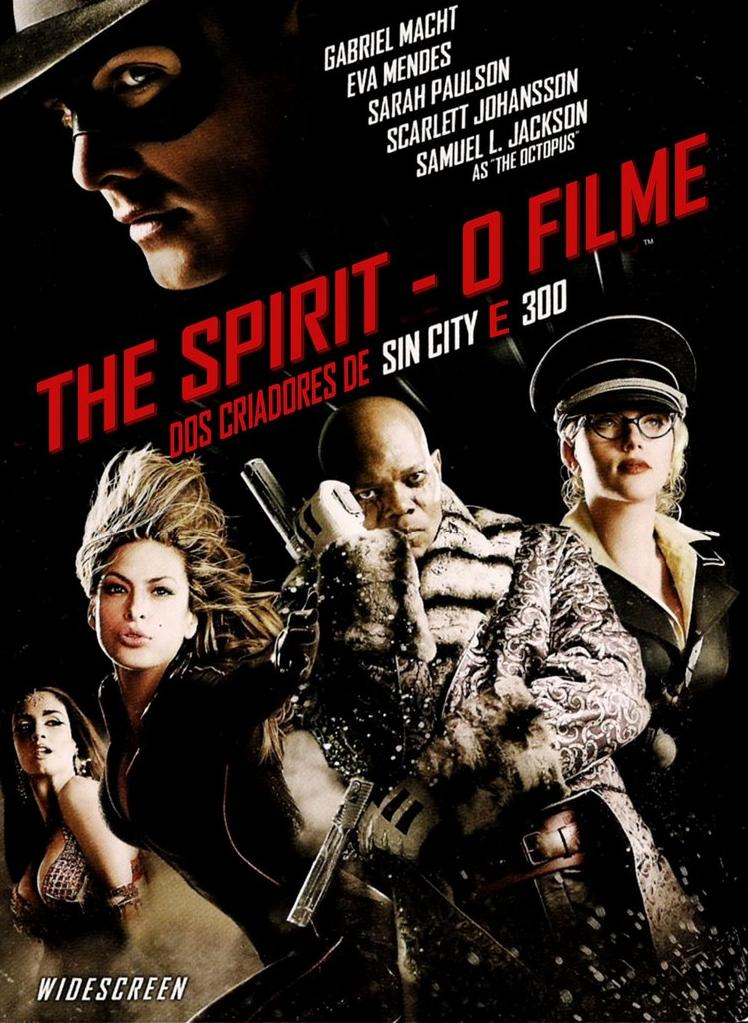 capa%2B%252828%2529 Download   The Spirit: O Filme AVI Dublado