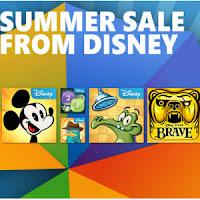 Microsoft : 9 Free Disney premium Games for Window Phones worth $18