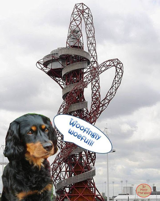 Molly The Wally & The ArcelorMittal Orbit